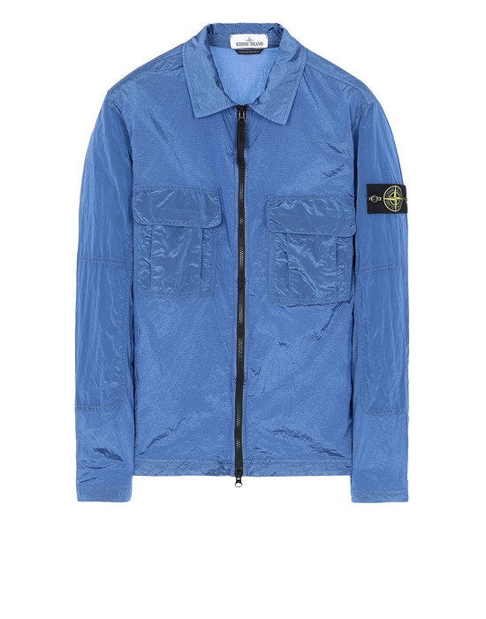 STONE ISLAND OVER SHIRT 11117 NYLON METAL RIPSTOP
