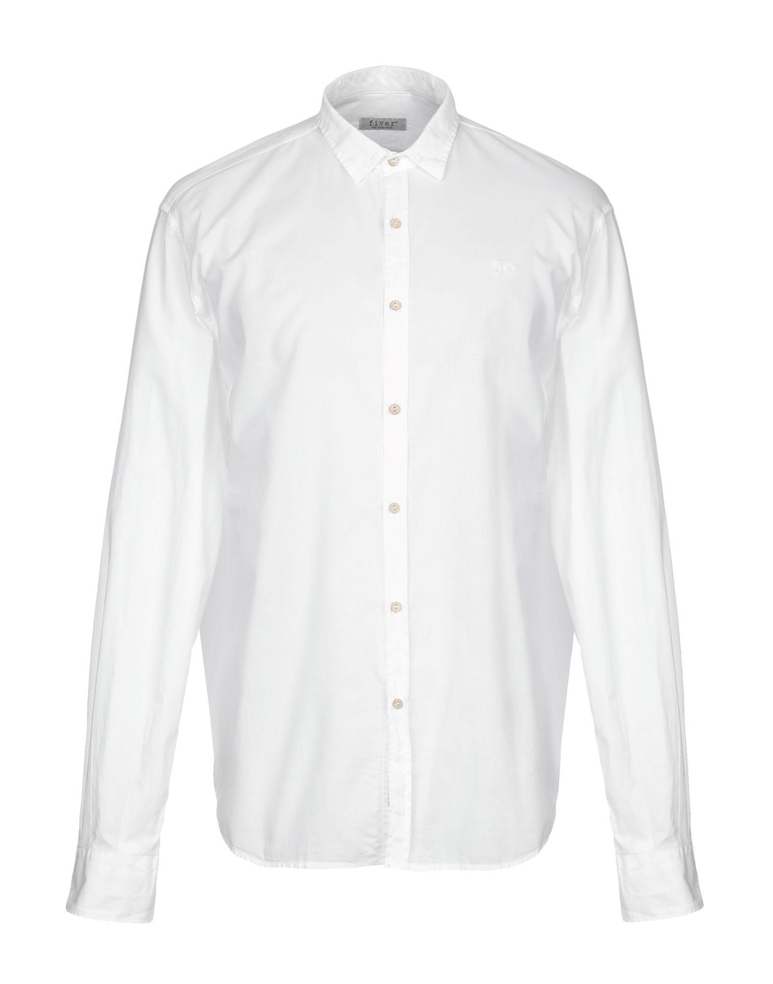 FIVER Pубашка цена 2017