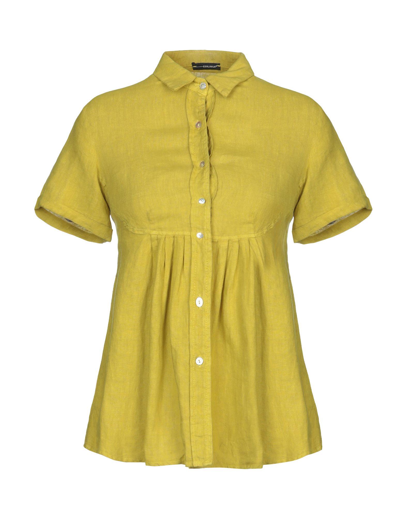ESOLOGUE Pубашка недорго, оригинальная цена