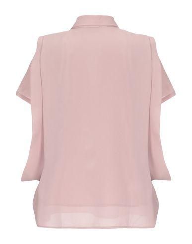 Фото 2 - Женскую блузку JE SUIS LE FLEUR пастельно-розового цвета