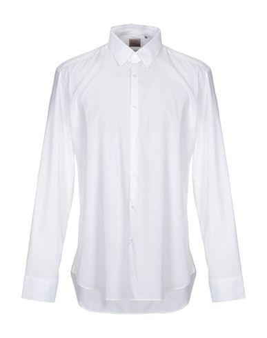 Фото - Pубашка от MICHAEL COAL белого цвета