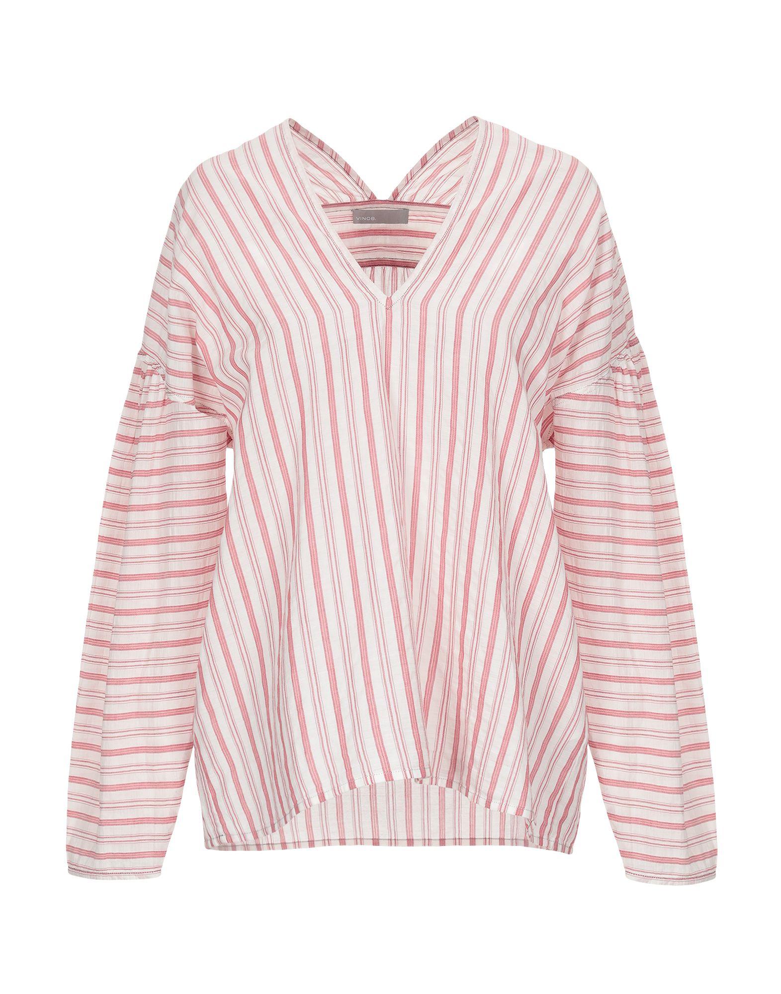 купить VINCE. Блузка по цене 6300 рублей