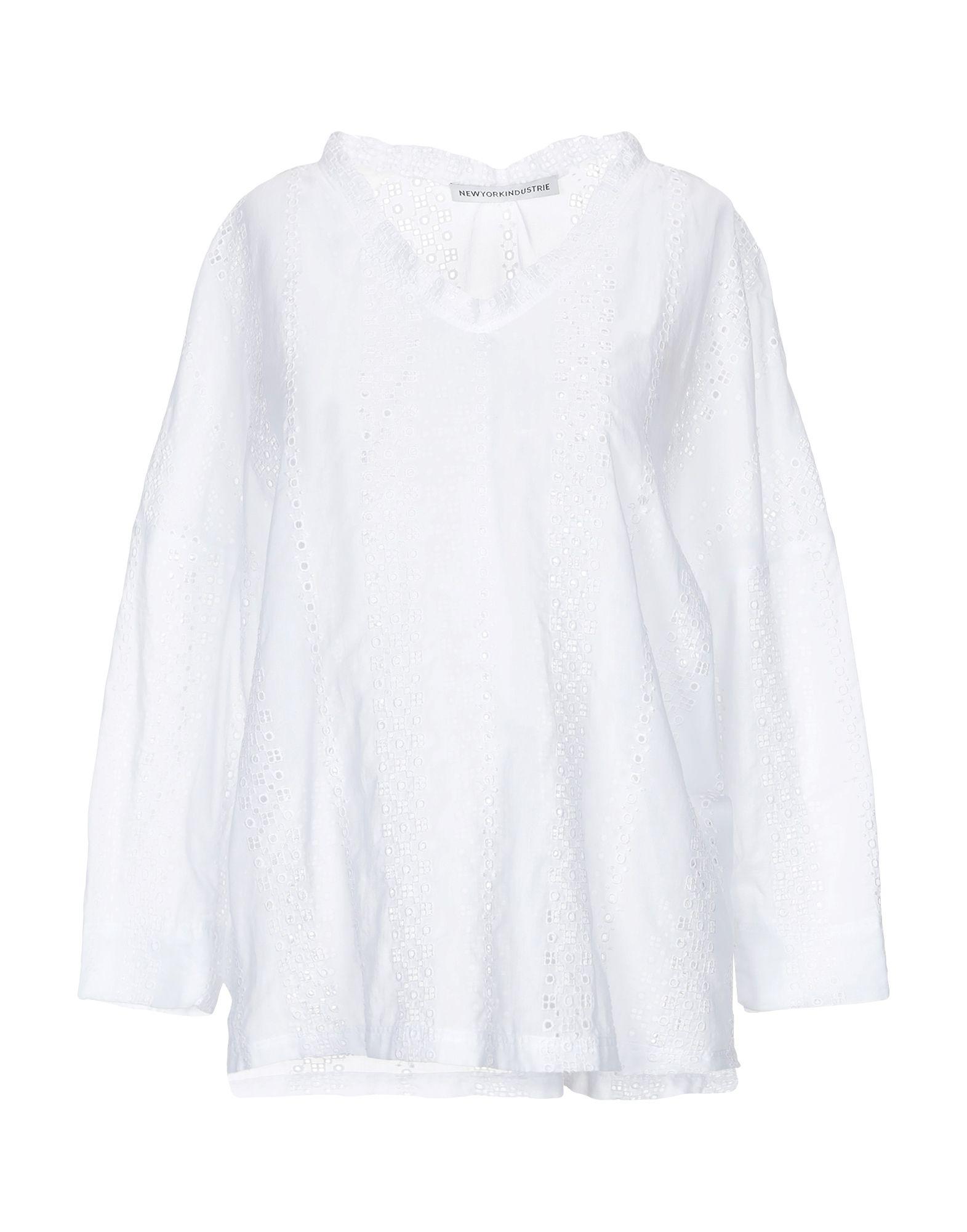 NEW YORK INDUSTRIE Блузка цена 2017