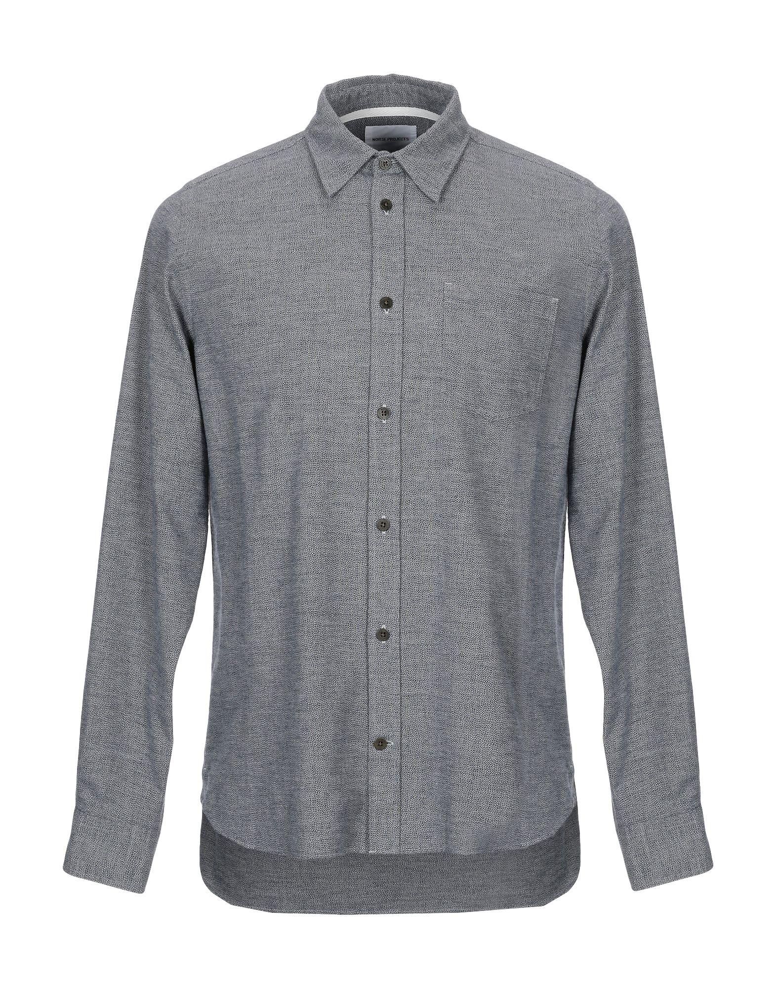 купить NORSE PROJECTS Pубашка недорого