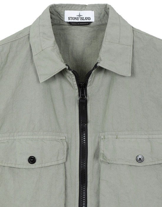 38818412ji - OVER SHIRTS STONE ISLAND