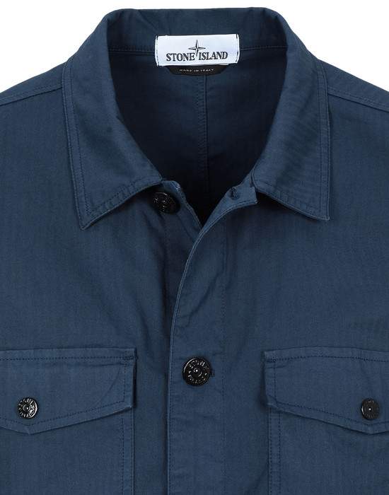 38818428tm - OVER SHIRTS STONE ISLAND
