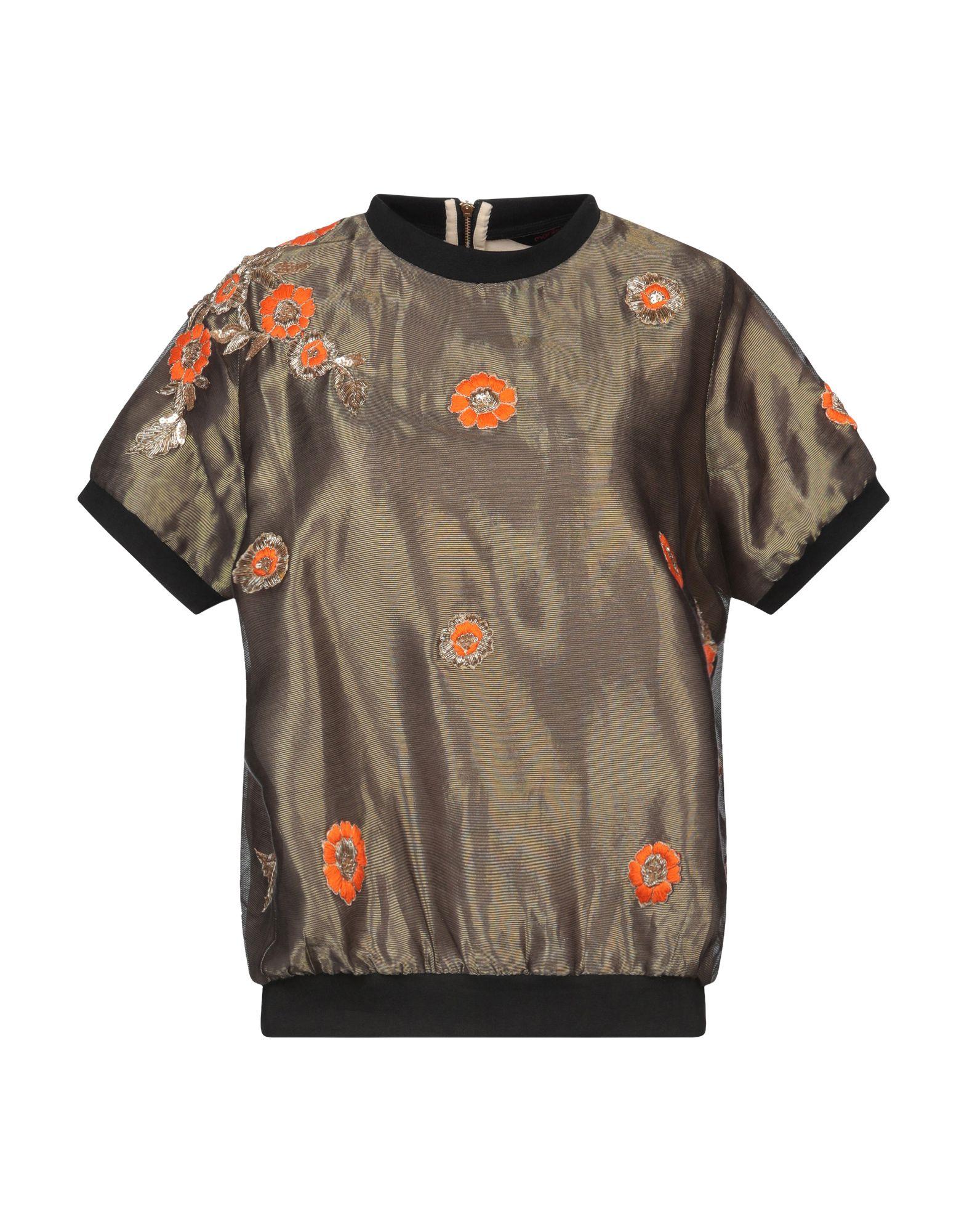 MANISH ARORA Блузка недорго, оригинальная цена