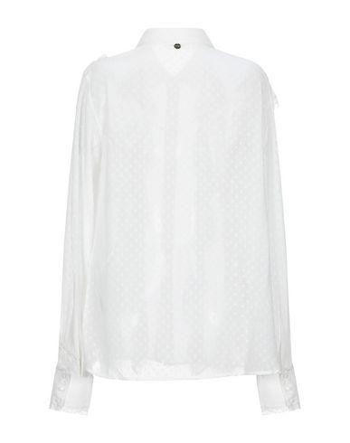 Фото 2 - Pубашка от LE COEUR TWINSET белого цвета