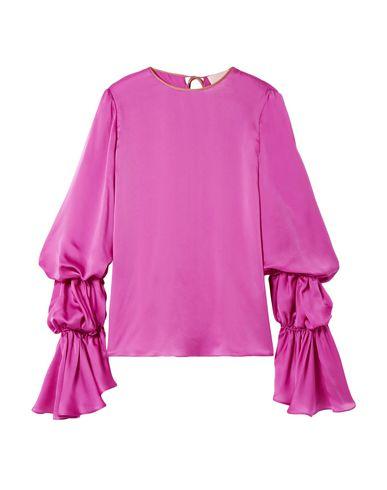 Фото - Женскую блузку ROKSANDA светло-фиолетового цвета