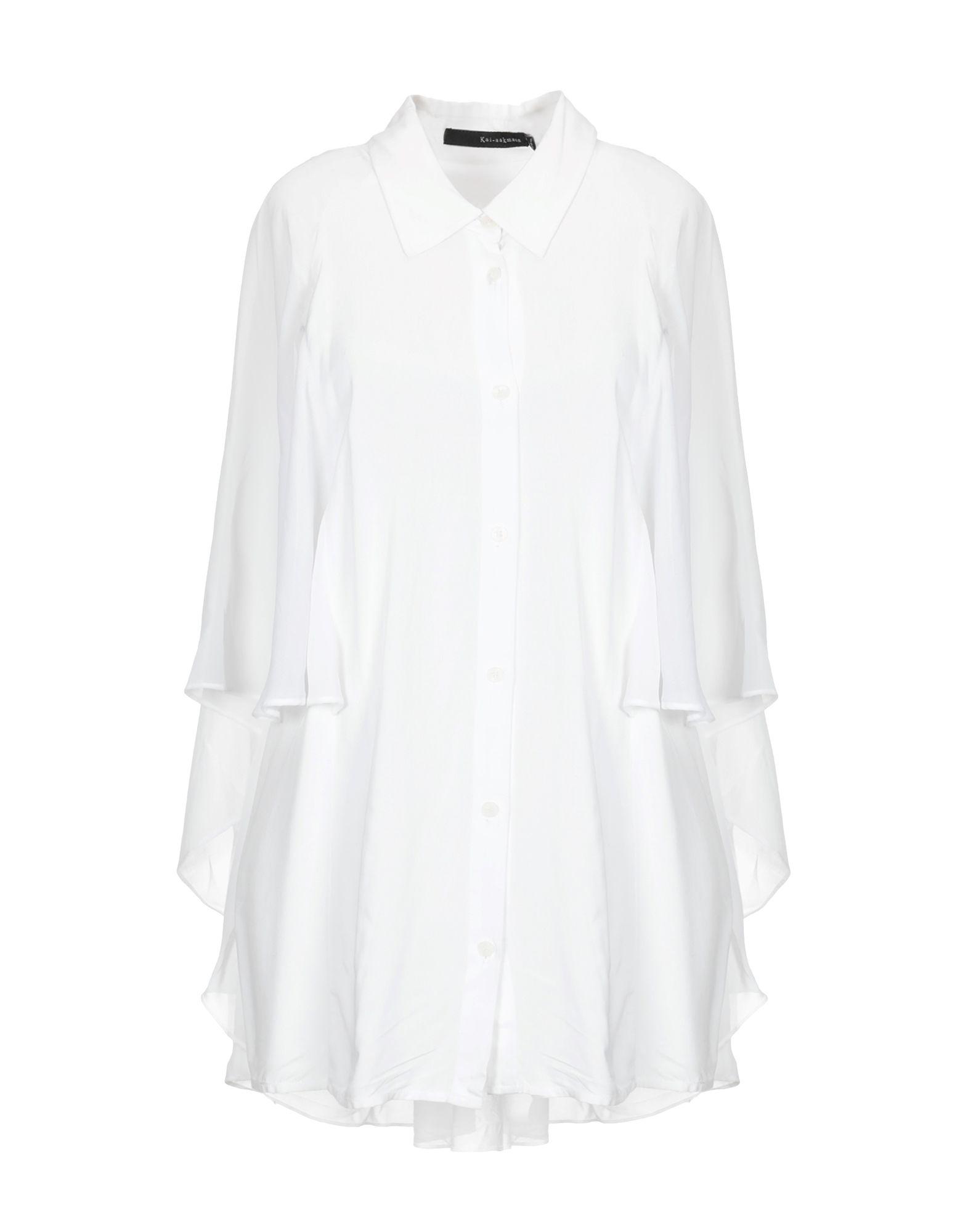 KAI AAKMANN Pубашка недорго, оригинальная цена