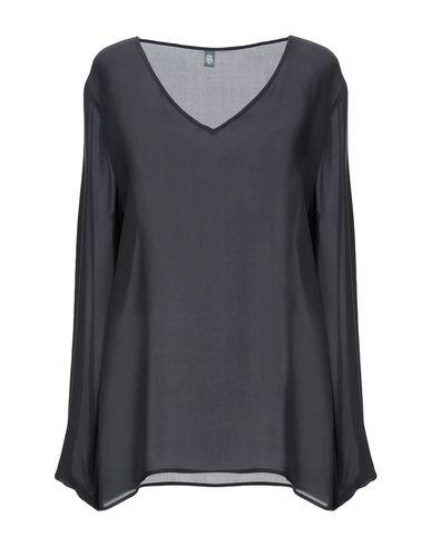 Фото - Женскую блузку ELEVENTY черного цвета