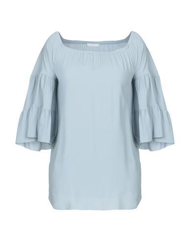Купить Женскую блузку CARLA G. небесно-голубого цвета