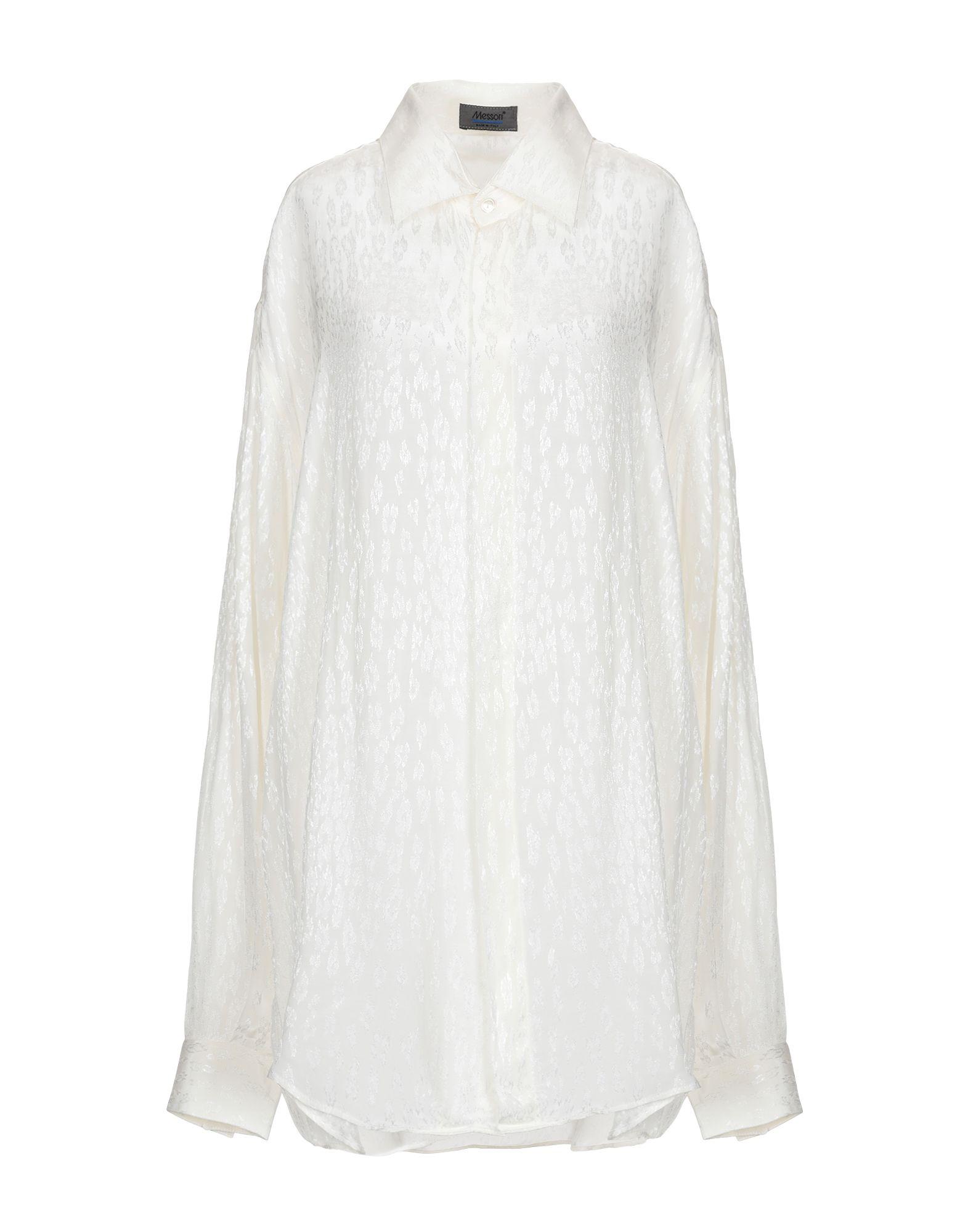 MESSORI Pубашка костюм messori
