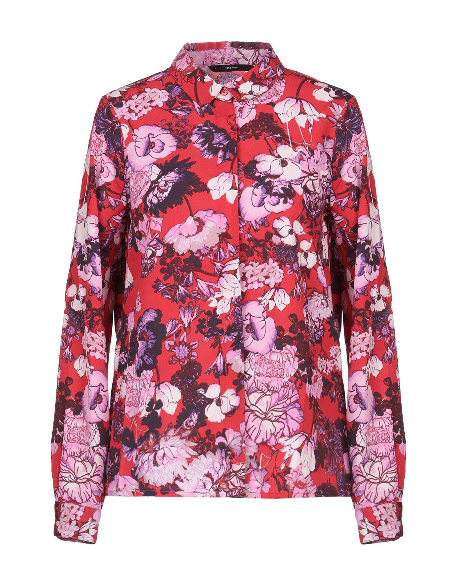 VERO MODA Pубашка блуза vero moda vero moda ve389ewcwwx3