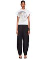 WHITE MOON INTARSIA JUMPER - Lanvin