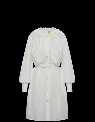 MONCLER SHIRT - Long-sleeved shirts - women