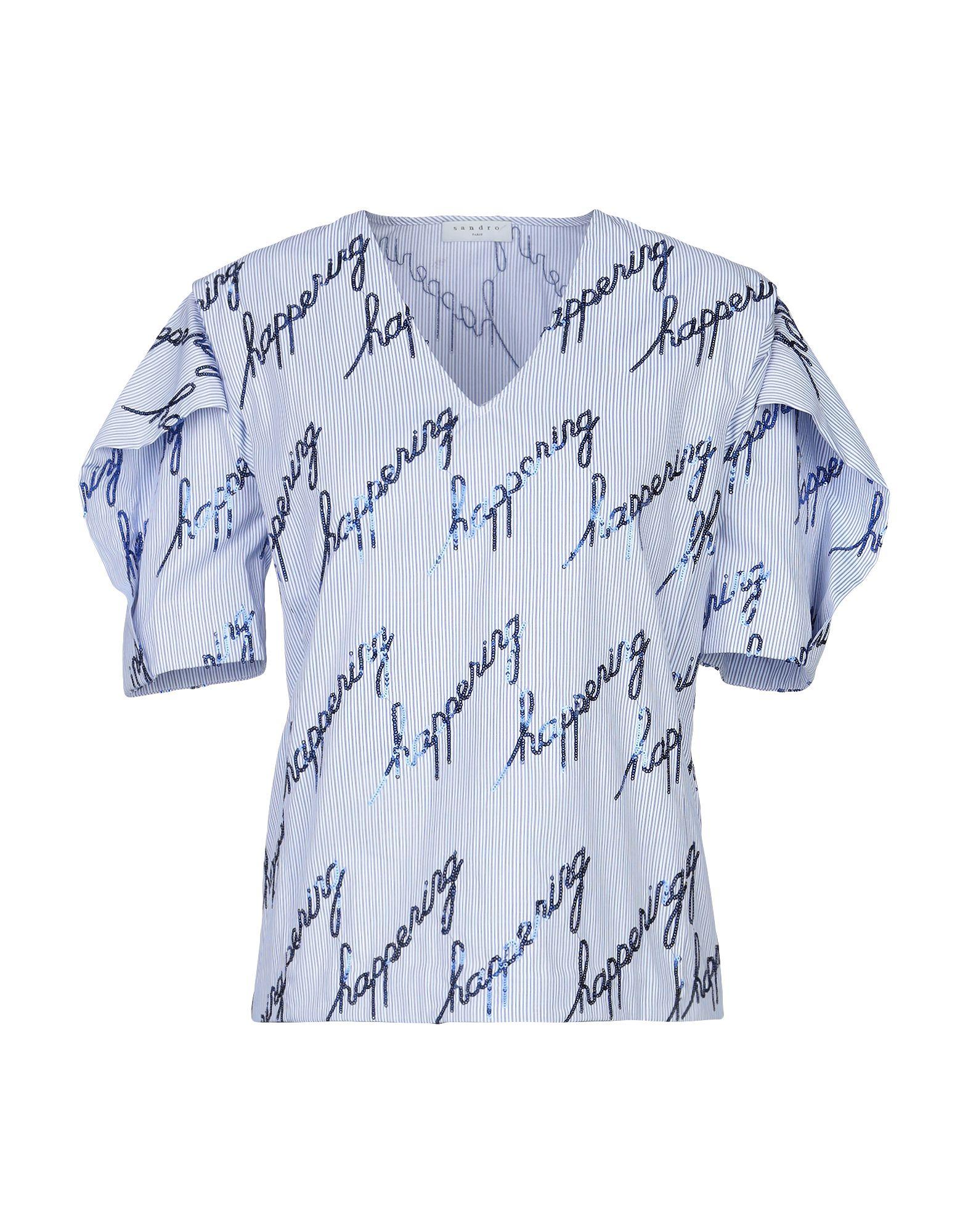 SANDRO Блузка цена 2017