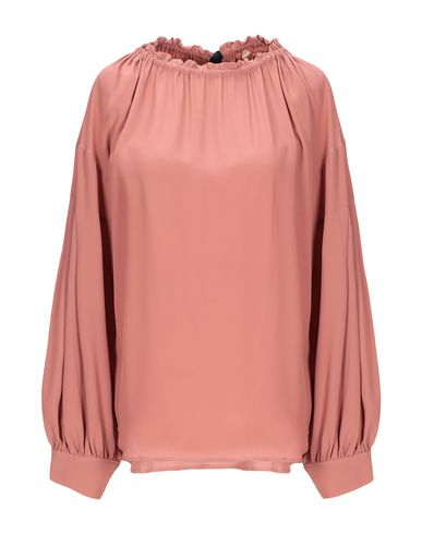 Фото - Женскую блузку CRILLA NANÀ лососево-розового цвета