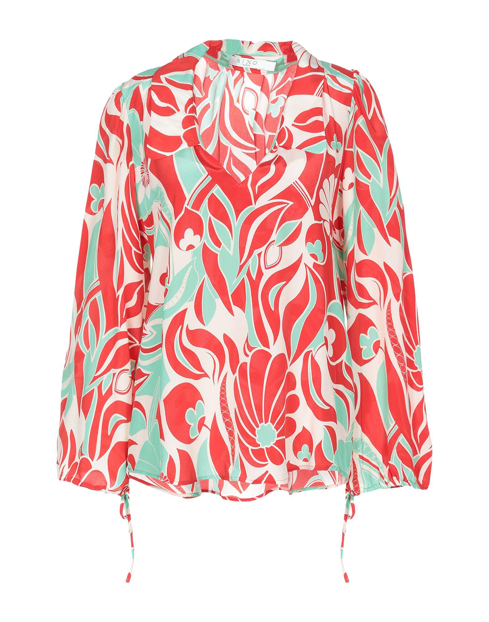 RIXO London Блузка блузка quelle buffalo london 564007