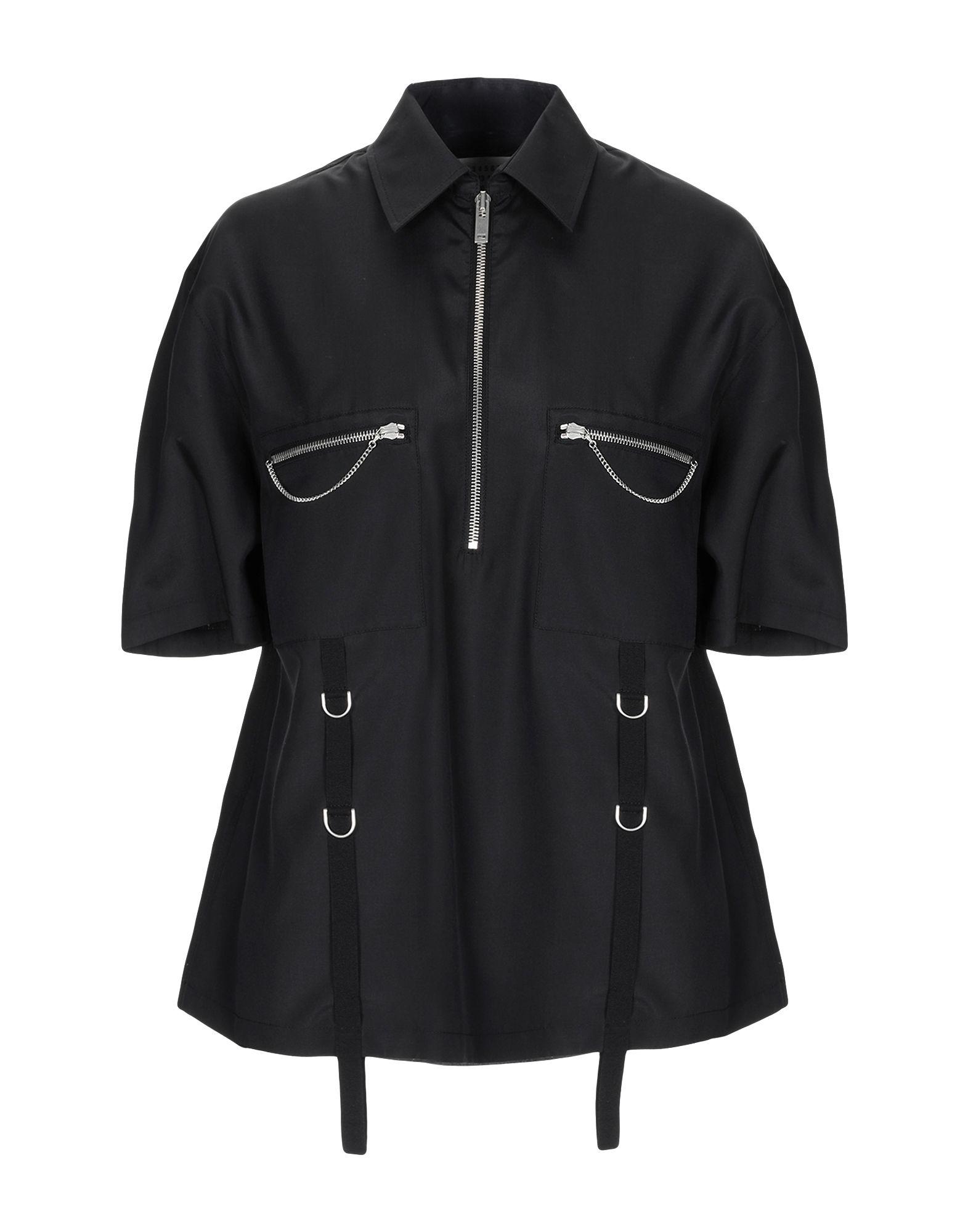 купить MAISON MARGIELA Блузка по цене 34500 рублей