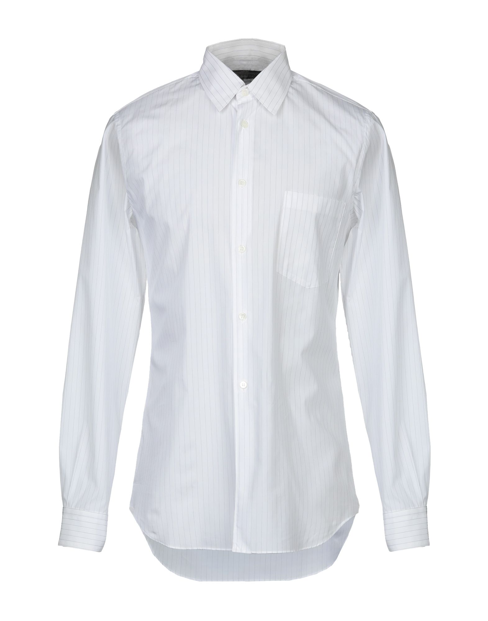 COMME des GARÇONS HOMME PLUS Pубашка comme des garçons homme plus джинсовая верхняя одежда