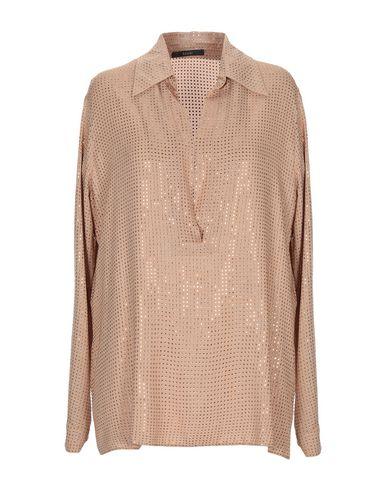Фото - Женскую блузку  цвет верблюжий