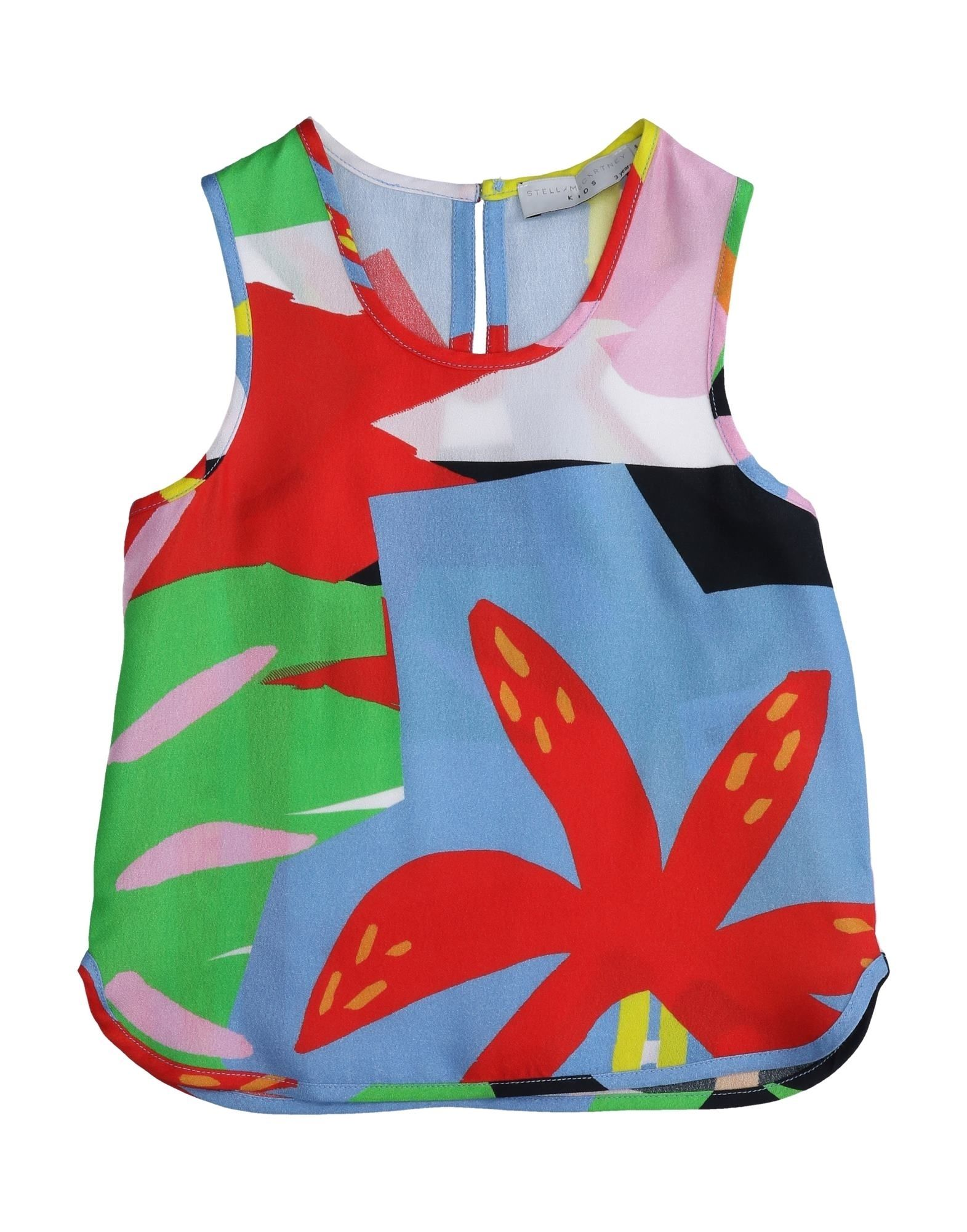 STELLA McCARTNEY KIDS Блузка свитшот stella mccartney kids stella mccartney kids st052ebavpx5