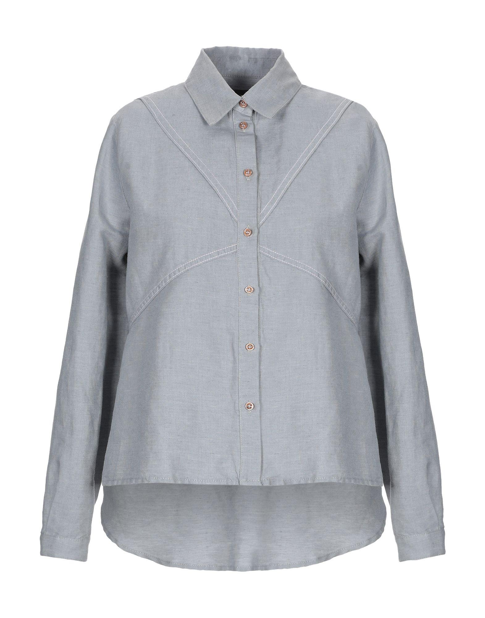 TRUSSARDI Джинсовая рубашка tru trussardi джинсовая рубашка