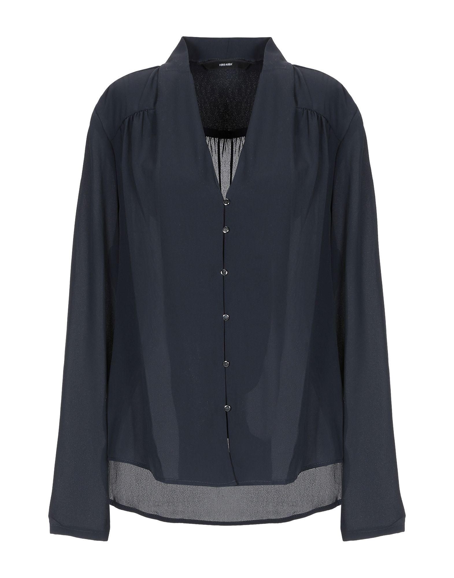 VERO MODA Pубашка блуза vero moda vero moda ve389ewdfwc0