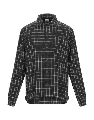 Купить Pубашка от BICOLORE® цвет стальной серый