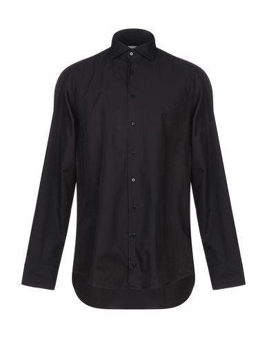Фото - Pубашка от BASTONCINO черного цвета