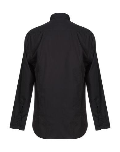 Фото 2 - Pубашка от BASTONCINO черного цвета