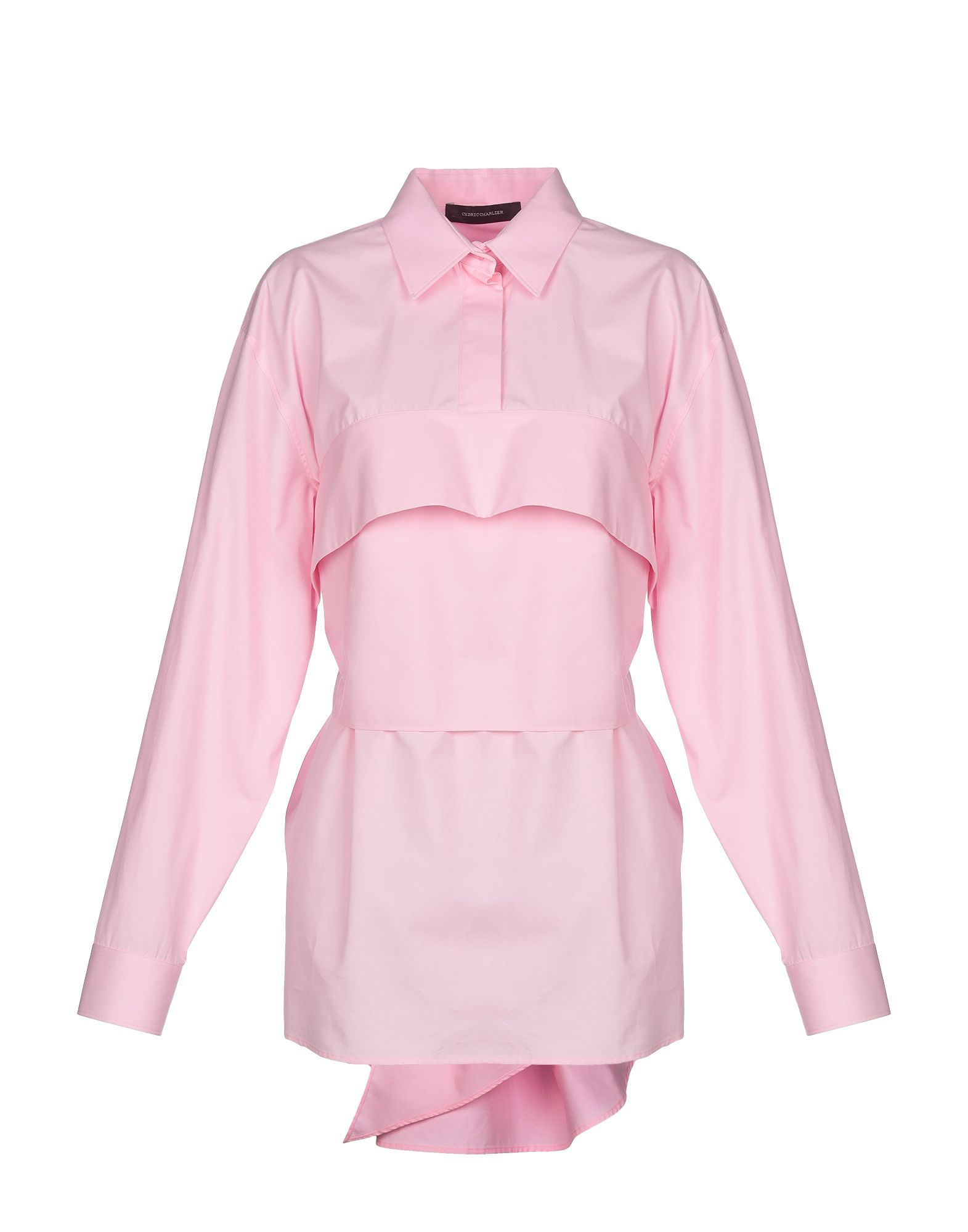 CEDRIC CHARLIER Блузка цена 2017