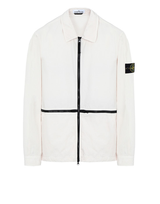 STONE ISLAND OVER SHIRT 12307 STRUCTURED COTTON