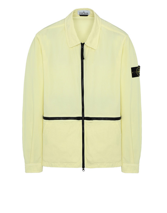 衬衫外套 12307 STRUCTURED COTTON STONE ISLAND - 0
