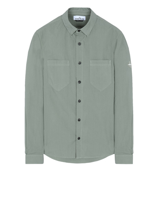 STONE ISLAND Long sleeve shirt 11210