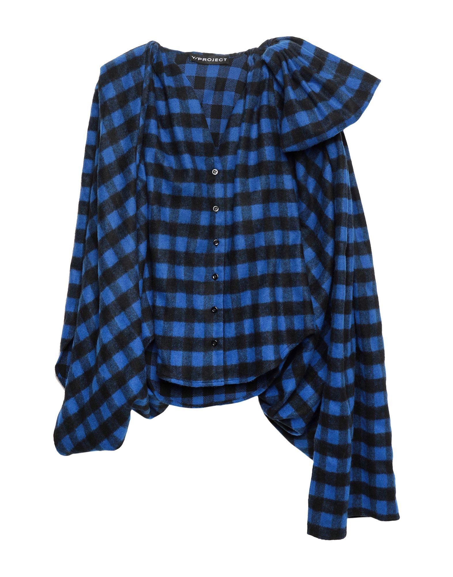 Y/PROJECT Pубашка y 3 pубашка