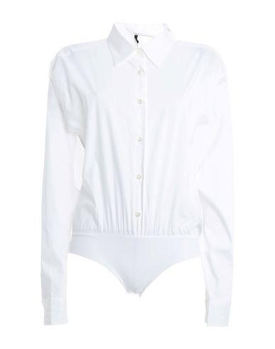 Фото - Pубашка от BEN TAVERNITI™ UNRAVEL PROJECT белого цвета