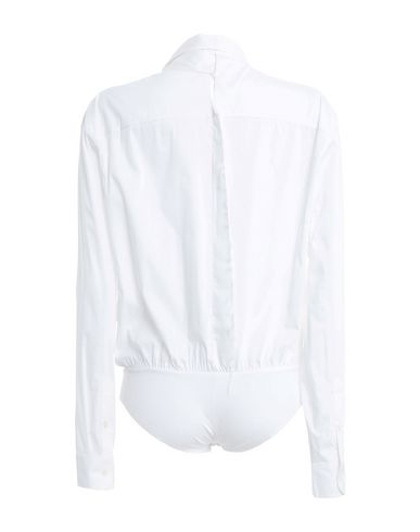 Фото 2 - Pубашка от BEN TAVERNITI™ UNRAVEL PROJECT белого цвета