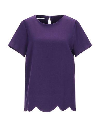 Фото - Женскую блузку CHIARA B. фиолетового цвета