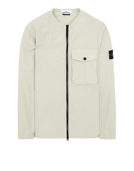 STONE ISLAND SOBRECAMISAS 11907 STRUCTURED COTTON