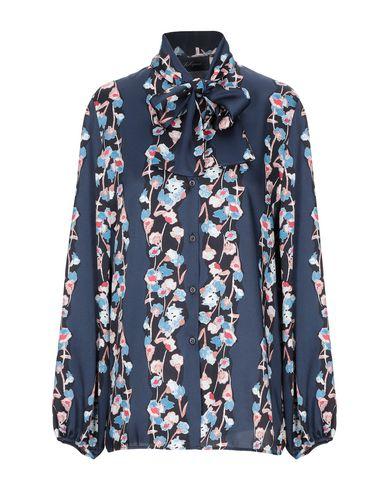 Купить Pубашка от BLUE LES COPAINS темно-синего цвета