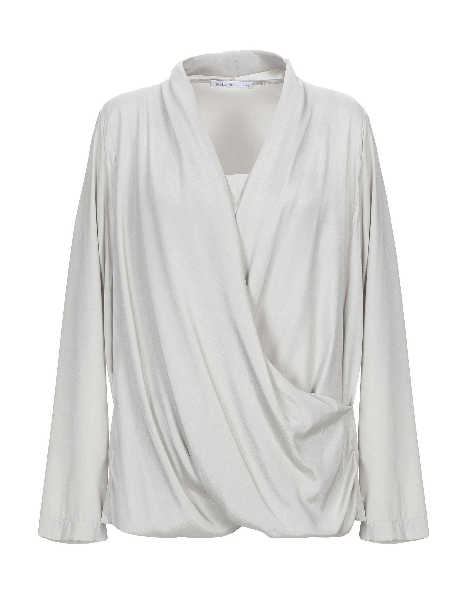 ANITA DI. Блузка anita di свитер