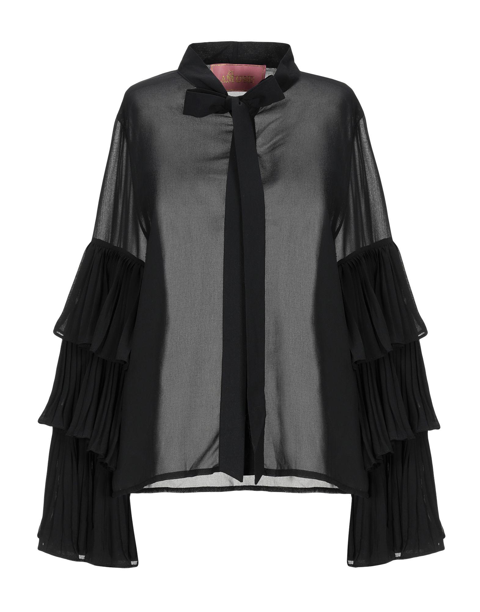 купить AMUSE Pубашка по цене 6000 рублей