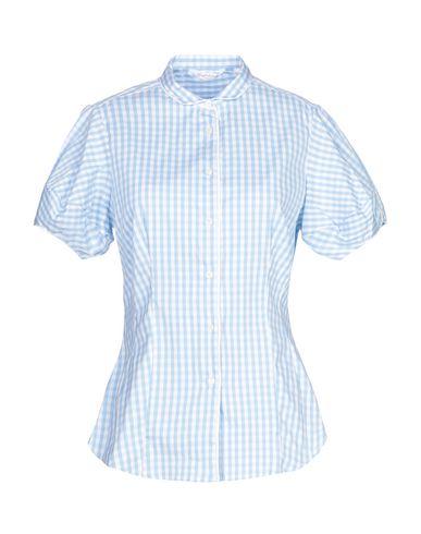 Купить Pубашка от GUGLIELMINOTTI небесно-голубого цвета