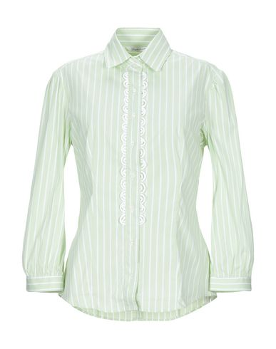 Фото - Pубашка от GUGLIELMINOTTI светло-зеленого цвета