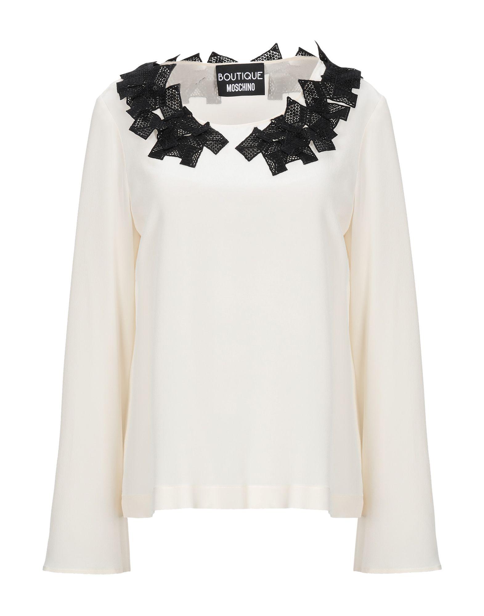 BOUTIQUE MOSCHINO Блузка блузка moschino boutique блузка