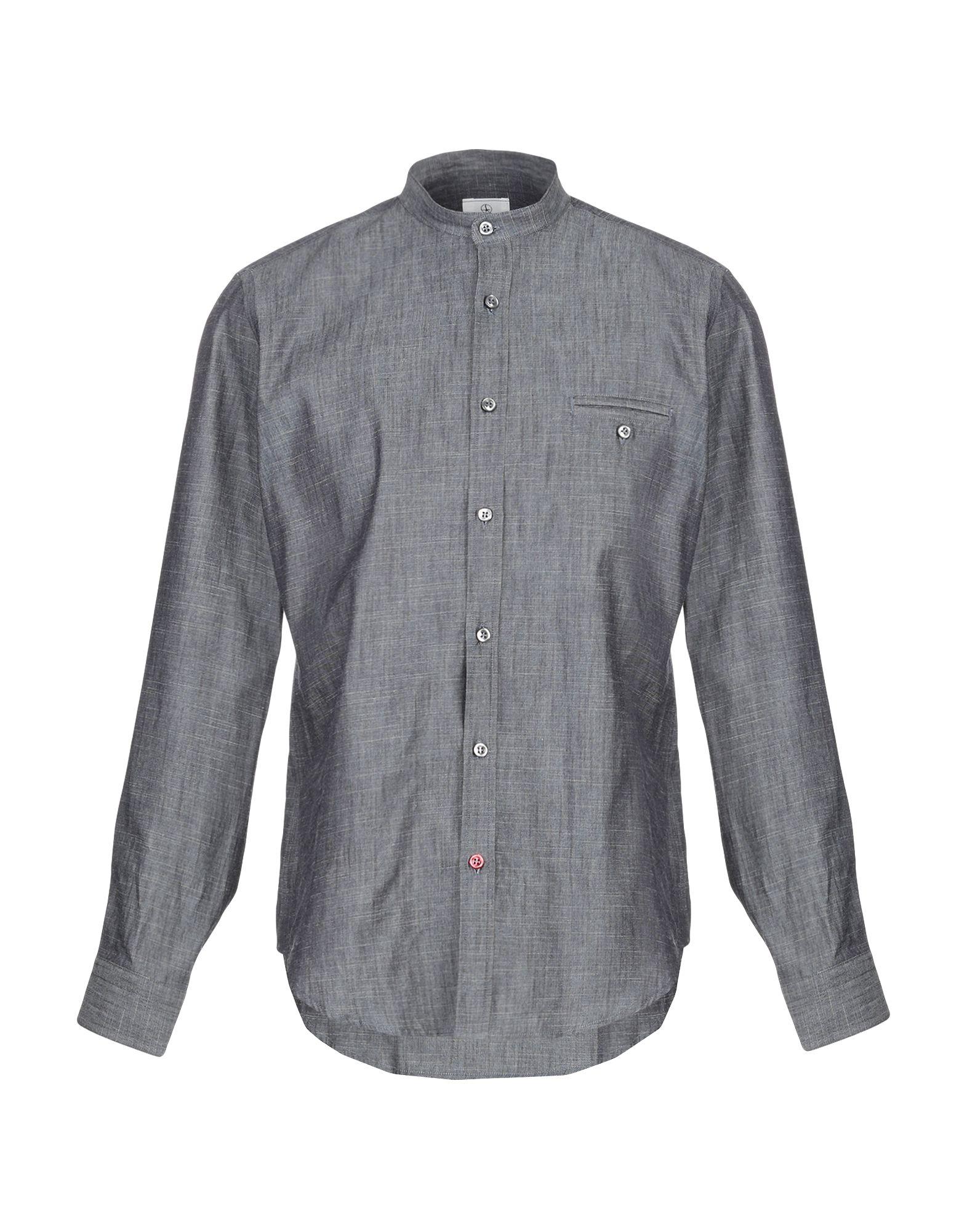 AT.P.CO Джинсовая рубашка цена