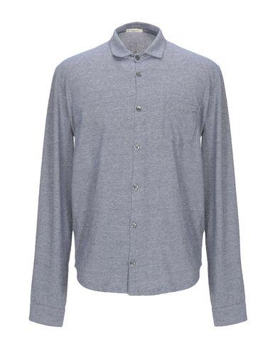 Фото - Pубашка от BELLWOOD темно-синего цвета