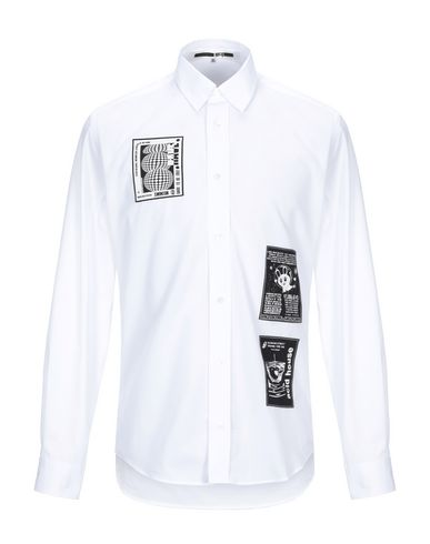 Фото - Pубашка от McQ Alexander McQueen белого цвета